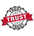 Trust stamp sign seal