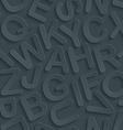 Dark perforated paper vector image