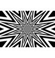 star - abstract geometric background vector image