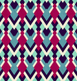 vintage cloth seamless pattern vector image vector image