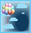 balloons1 vector image