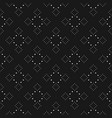 subtle dotted seamless pattern delicate texture vector image vector image