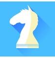 Khignt Chess Icon vector image
