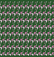 pattern 0128 two stylized glasses vector image