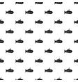 retro submarine pattern seamless vector image