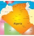 Algeria vector image vector image