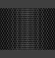 black carbon fiber seamless background vector image