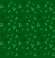 Naturalistic colorful seamless pattern of green