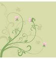 Spring floral vector | Price: 1 Credit (USD $1)