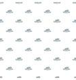 conversation pattern seamless vector image vector image
