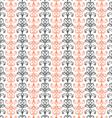 hallween damask vector image