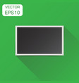 photo frame icon business concept photography vector image