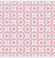 pattern 0043 4 japanese symbol vector image vector image