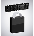 black friday deals vector image vector image
