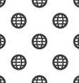 Globe seamless pattern