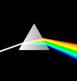 prism vector image