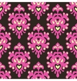 Samless Damask Contemporary vector image