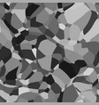 abstract space monochrome background vector image vector image