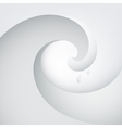 abstract wave with water drops vector image vector image