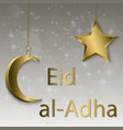 eid al-adha holiday vector image