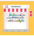 Pharmacy Store vector image vector image
