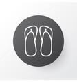 thongs icon symbol premium quality isolated vector image