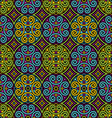geometric asian seamless vs vector image vector image