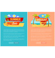 summer big sale best discount 30 off online pages vector image vector image