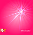 Abstract Sunlight Background vector image