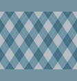 argyle pattern seamless fabric texture background vector image vector image