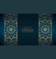 ethnic style mandala pattern premium background
