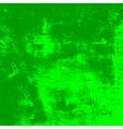 Green Grunge Texture vector image vector image