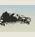 off road car image vector image vector image