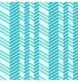 geometrical seamless flat pattern 3d vector image vector image