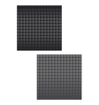 Carbon or fiber pattern vector image