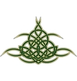 Celtic decorative pattern vector image