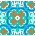 multicolor ethnic pattern vector image vector image