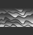 smooth lines dotwork background vector image vector image