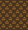 taxi car concept creative seamless pattern vector image
