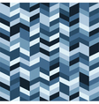 Seamless herringbone pattern vector image