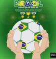 Football Championship EPS10 vector image