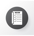 tasklist icon symbol premium quality isolated vector image vector image