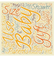 how do you know what to give for a bashower vector image vector image