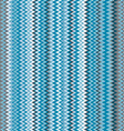 Blue chevrons seamless pattern background retro vector image vector image
