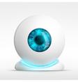 CCTV Camera vector image vector image