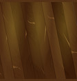 wood texture wall or background vector image