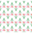 flower abstract seamless pattern fashion graphic vector image vector image
