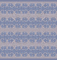 vintage lace trim seamless pattern background vector image vector image