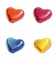 3D Heart clipart colorful free vector image vector image