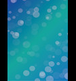 blue green gradient abstract background with vector image